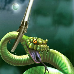 Snake Handling Equipment: Tongs