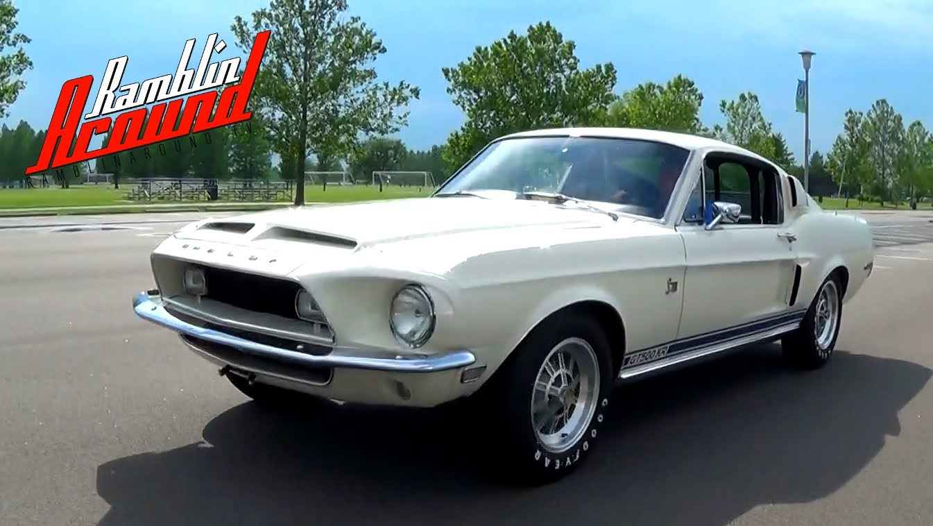 Shelby Cobra Gt The Ultimate Mustang Car Cobras Org
